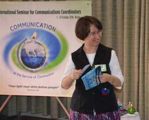 Day 2:  Communication and our identity as SSpS